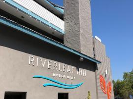 使命谷里弗利夫酒店,位于圣地亚哥的酒店