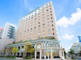 Tachikawa Washington Hotel,位于立川市立川站附近的酒店