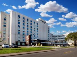 纽约尼亚加拉瀑布希尔顿逸林酒店,位于尼亚加拉瀑布的酒店