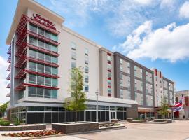 Hampton Inn & Suites Atlanta Buckhead Place,位于亚特兰大的酒店