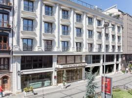 伊斯坦布尔女士Spa酒店,位于伊斯坦布尔的酒店