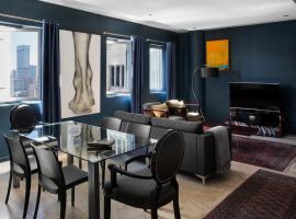 The Franklin Loft Apartments,位于约翰内斯堡的酒店