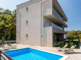 Villa Neda,位于马林斯卡的公寓