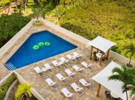 Luana Waikiki Hotel & Suites,位于檀香山的酒店