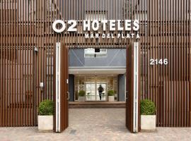 马德普拉塔O2酒店,位于马德普拉塔的酒店