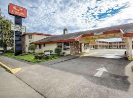 霍奎厄姆伊克诺酒店,位于Hoquiam的酒店