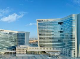 Hilton Riyadh Hotel & Residences,位于利雅德的酒店