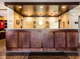 Comfort Inn & Suites Niagara Falls Blvd USA,位于尼亚加拉瀑布的酒店