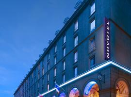 诺富特多伦多中心酒店,位于多伦多的酒店