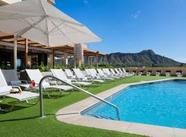 卡皮欧拉尼皇后酒店,位于檀香山的酒店