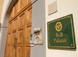 B&B PALAZZI,位于佛罗伦萨的住宿加早餐旅馆