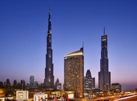 迪拜购物中心地标酒店,位于迪拜的酒店