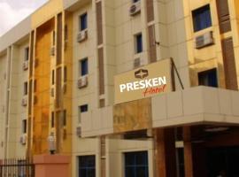 Presken Hotels @ Abuja,位于阿布贾的酒店