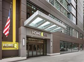 Home2 Suites By Hilton Chicago River North,位于芝加哥的酒店