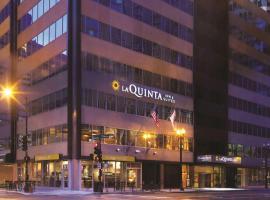 拉金塔芝加哥市中心旅馆&套房,位于芝加哥的酒店