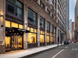 Hyatt Centric Faneuil Hall Boston,位于波士顿的酒店