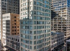 Staypineapple, An Iconic Hotel, The Loop,位于芝加哥的酒店