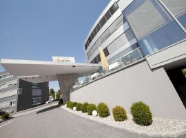Business Hotel Ambio Gleisdorf,位于格莱斯多夫的酒店