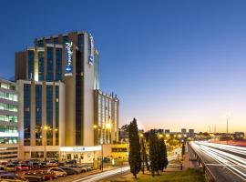 里斯本丽笙酒店,位于里斯本的酒店