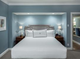 兰开斯特酒店,位于休斯顿的酒店