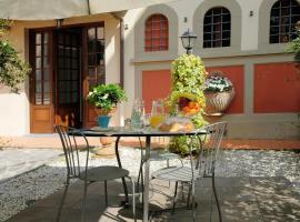 Villa il Leone,位于佛罗伦萨的住宿加早餐旅馆