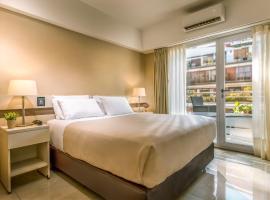 Up Recoleta Hotel,位于布宜诺斯艾利斯的酒店