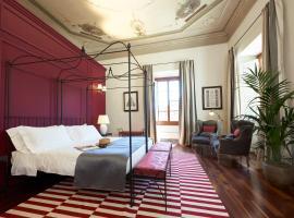 Peruzzi Urban Residences,位于佛罗伦萨的住宿加早餐旅馆