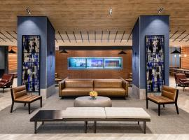 SpringHill Suites by Marriott New York Manhattan/Times Square South,位于纽约的酒店