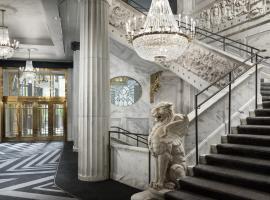 The Candler Hotel Atlanta, Curio Collection by Hilton,位于亚特兰大的酒店