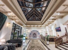 The Royal Mezbon Hotel & SPA,位于塔什干的酒店