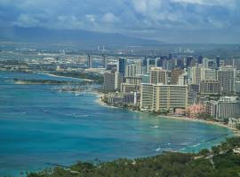 伊利凯威基基滨海度假酒店,位于檀香山的酒店