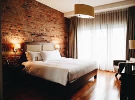 内利冈酒店,位于蒙特利尔的酒店