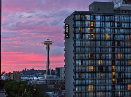 西雅图瓦尔维克酒店,位于西雅图的酒店