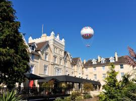 埃克塞特皇家酒店,位于伯恩茅斯的酒店
