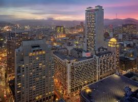旧金山联合广场希尔顿酒店,位于旧金山的酒店