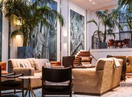 西奥多酒店 - 起源酒店,位于西雅图的酒店