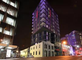 Ramada Suites Victoria Street West,位于奥克兰的酒店