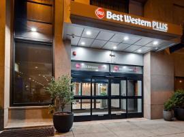 费城贝斯特韦斯特优质会议中心酒店,位于费城的酒店