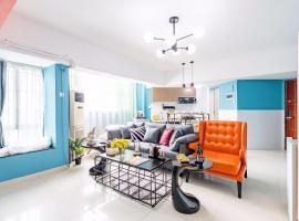【路客】广州市天河区·百脑汇·路客精品公寓·00174260,位于广州的酒店
