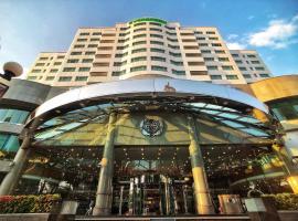 长荣桂冠酒店(台中),位于台中市的酒店