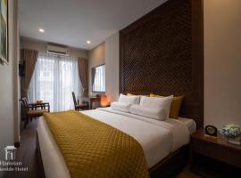 Hanoian Lakeside Hotel,位于河内的酒店