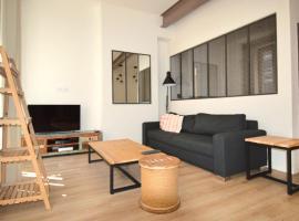 旧港莱斯公寓酒店,位于马赛的公寓