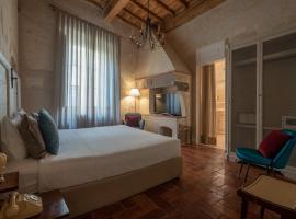拉穆萨阿玛柯德旅馆,位于佛罗伦萨的住宿加早餐旅馆