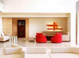 利雅得奥拉亚街宜必思酒店,位于利雅德的酒店