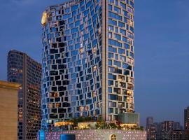 新天地朗廷酒店,位于上海的酒店