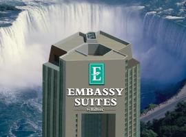 尼亚加拉瀑布/瀑景大使套房酒店,位于尼亚加拉瀑布的酒店
