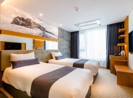 ASIA Hotel,位于济州市的酒店
