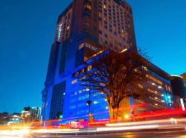 约翰内斯堡桑顿丽笙酒店,位于约翰内斯堡的酒店