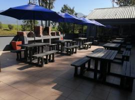ibis place guesthouse,位于乔治机场 - GRJ附近的酒店