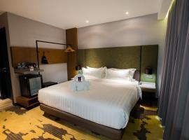 柯达京巴那巴鲁国王公园酒店,位于哥打京那巴鲁的酒店